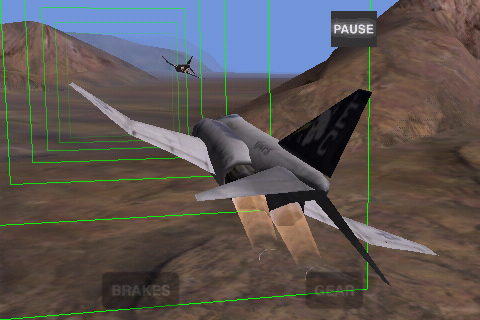 Screenshot X-Plane Racing