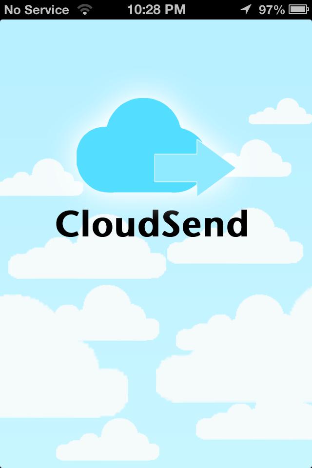 CloudSend lite