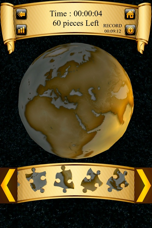 Screenshot World Puzzle 3D
