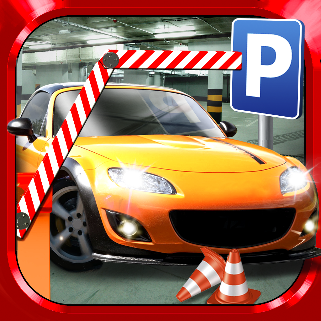 Multi Level Car Parking Simulator Game Real Life Driving